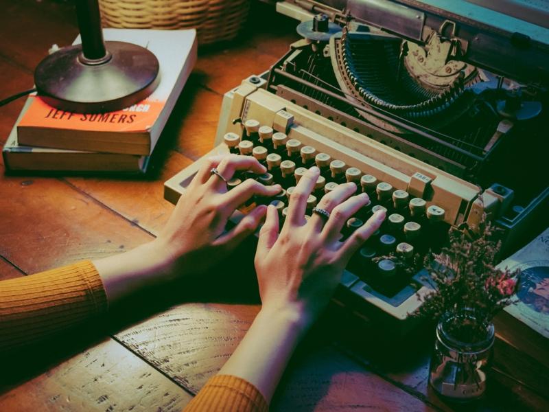 Read (write) a book