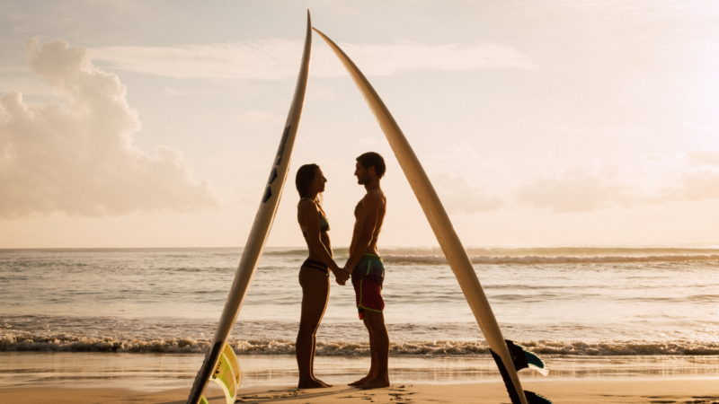 Top 10 gifts for your surfer partner (V Day special) All inclusive surf resort in Mentawai